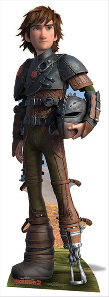 Hiccup Cardboard Cutout