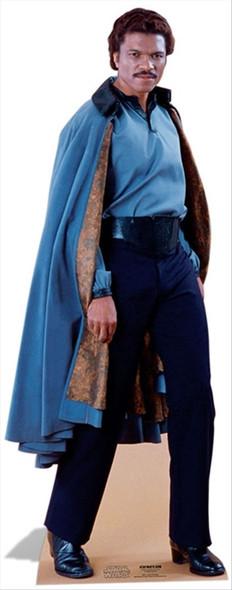 Lando Calrissian from Star Wars Cardboard Cutout