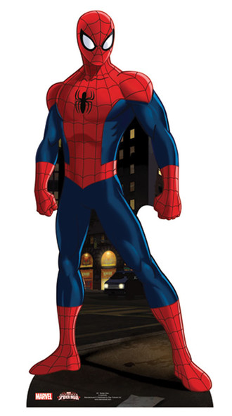 Spider-man Lifesize Cardboard Cutout