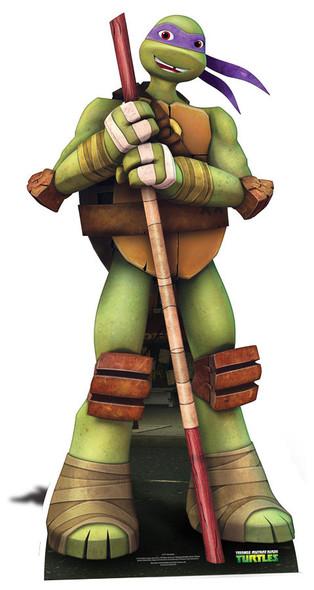 Donatello Teenage Mutant Ninja Turtles Lifesize Cardboard Cutout