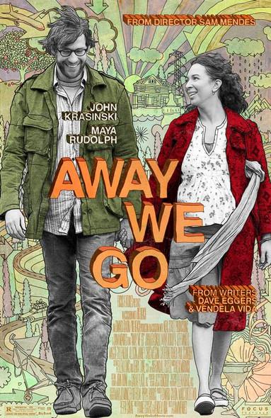 Away We Go Poster