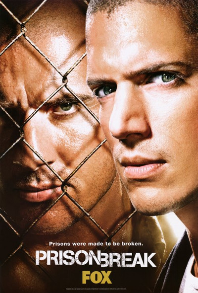 Prison Break - Single-Sided Poster