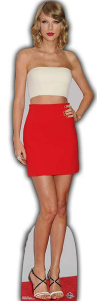 Taylor Swift Lifesize Cardboard Cutout