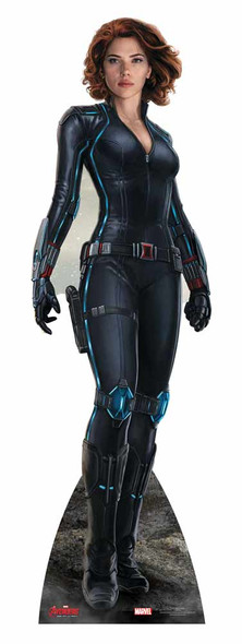 Black Widow Marvel's Age of Ultron Lifesize Cardboard Cutout