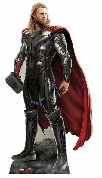 Thor Marvel's Age of Ultron Lifesize Cardboard Cutout
