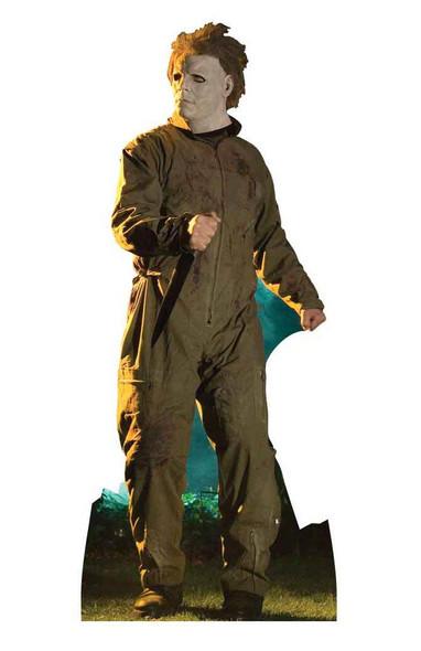 Michael Myers Halloween Lifesize Cardboard Cutout
