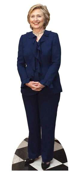 Hillary Clinton Lifesize Cardboard Cutout