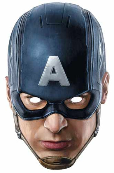 Captain America Avengers Age of Ultron Single Card Mask