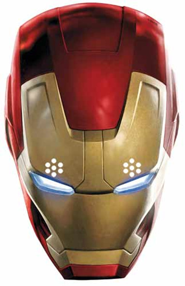 Iron Man Avengers Age of Ultron Single Card Mask
