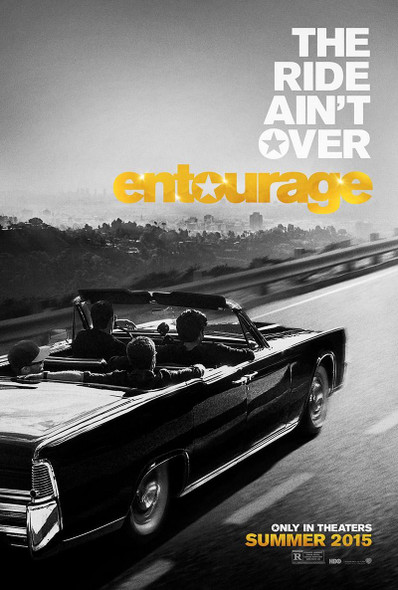 Entourage (2015) Original Movie Poster