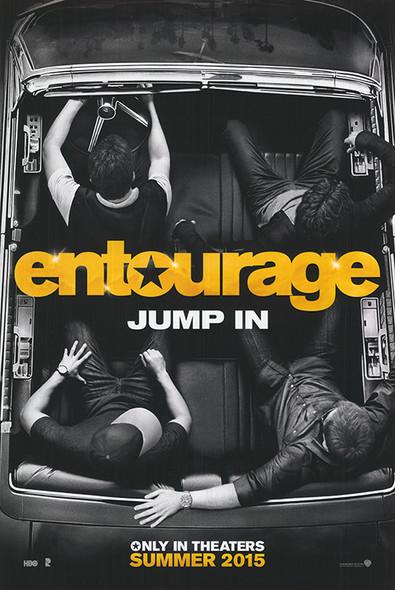 Entourage (2015) Original Movie Poster Style B