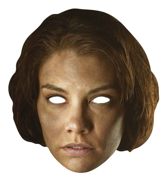 Maggie Greene The Walking Dead Party Face Mask