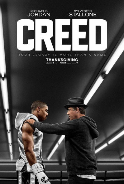 Creed Advance Style Original Movie Poster