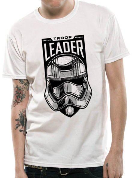 Star Wars: The Force Awakens Captain Phasma Official Unisex T-Shirt