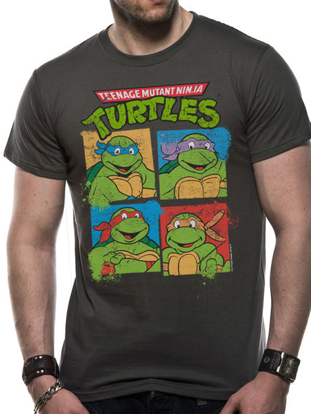 Teenage Mutant Ninja Turtles Official Unsiex T-Shirt