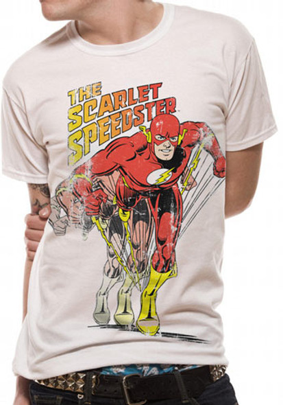 The Flash Scarlet Speedster Blur Official Unisex T-Shirt