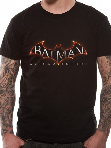 Batman Arkham Knight Logo Official Unisex T-Shirt