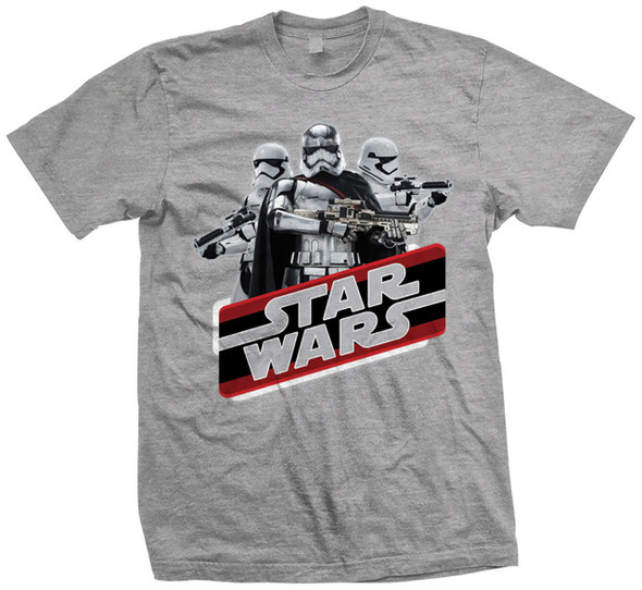 Star Wars Captain Phasma Vintage Official Star Wars Unisex T-Shirt