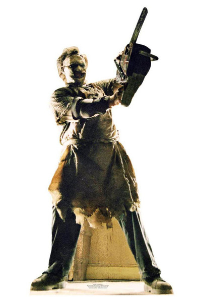 Leatherface Lifesize Cardboard Cutout