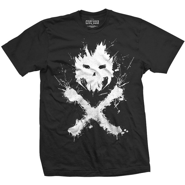 Captain America: Civil War Crossbones Unisex T-Shirt