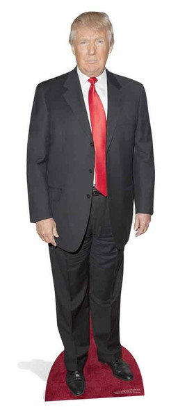 Donald Trump Lifesize Cardboard Cutout