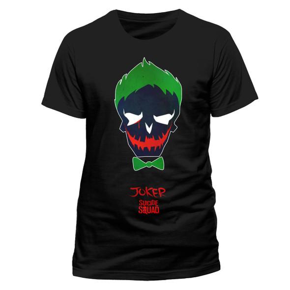 Suicide Squad Joker Icon DC Comics Official Unisex T-Shirt