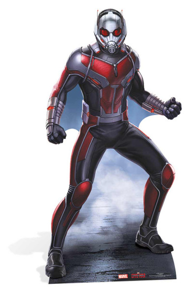 Ant-Man Marvel Lifesize Cardboard Cutout