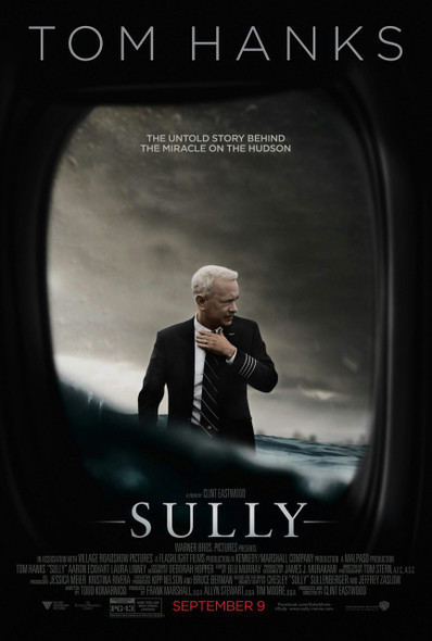Sully Original Movie Poster - Final Style