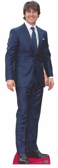 Tom Cruise Cardboard Cutout