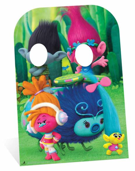 Trolls Poppy and Branch Child Size Cardboard Cutout