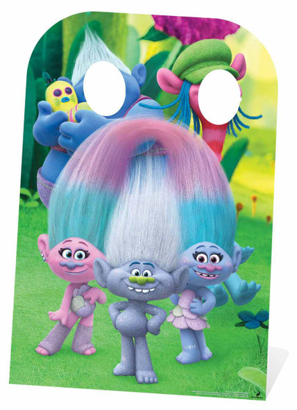 Trolls Biggie and Cooper Child Size Cardboard Cutout