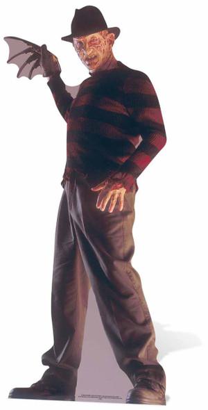 Freddy Krueger Cardboard Cutout