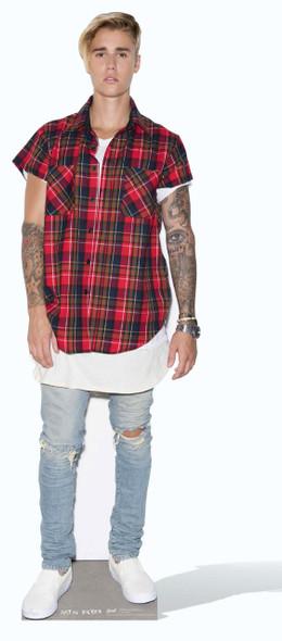 Justin Bieber Purpose Cardboard Cutout