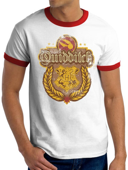 Harry Potter Quidditch T-Shirt