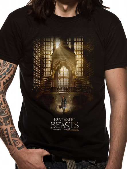 Fantastic Beasts Hall Unisex T-Shirt