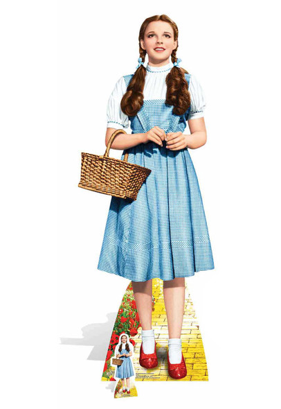 Dorothy from The Wizard of Oz Cardboard Cutout