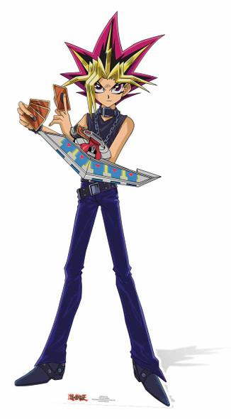 Yami Yugi King of Games Cardboard Cutout