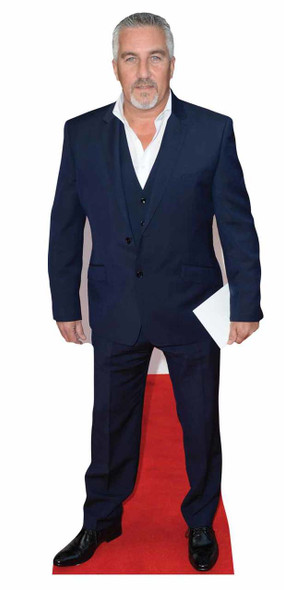 Paul Hollywood  Cardboard Cutout