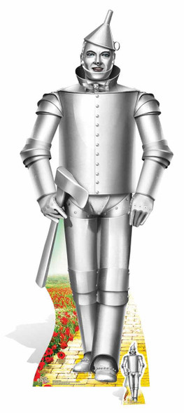 The Tin Man Wizard Of Oz Official Lifesize Cardboard Cutout
