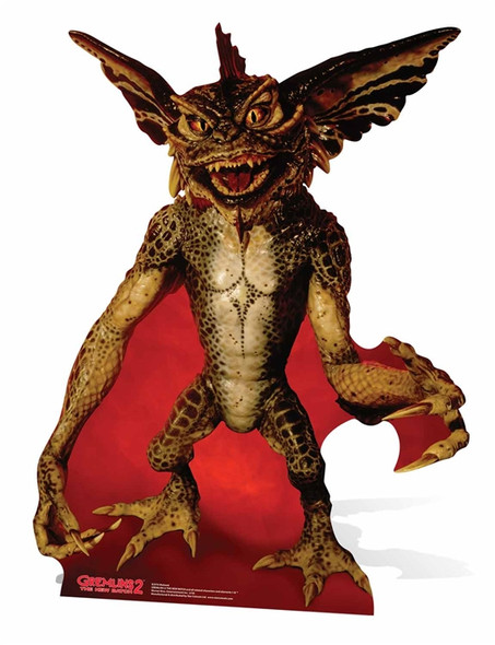 Mohawk from Gremlins Cardboard Cutout