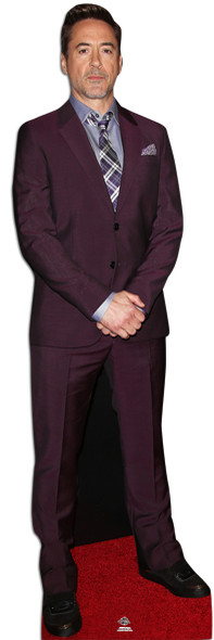 Robert Downey Jr Cardboard Cutout