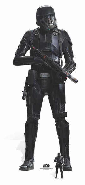 Death Trooper Cardboard Cutout