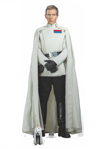 Director Orson Krennic Lifesize and Mini Cardboard Cutout