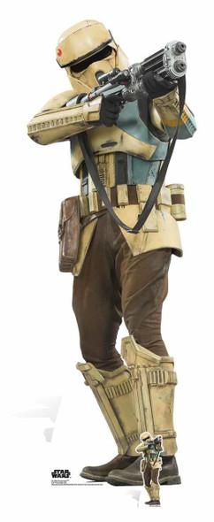 Shoretrooper Lifesize Cardboard Cutout