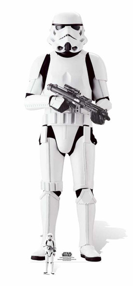 Imperial Stromtrooper Lifesize Cardboard Cutout