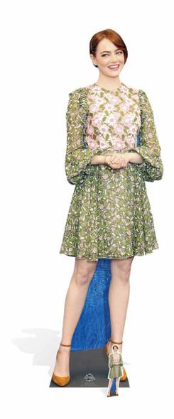 Emma Stone Lifesize Cardboard Cutout
