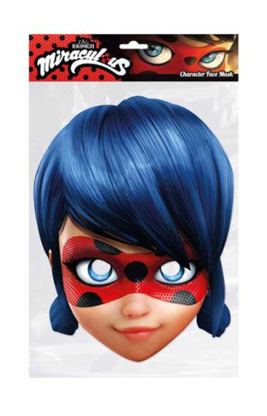 Ladybug from Miraculous Party Face Mask