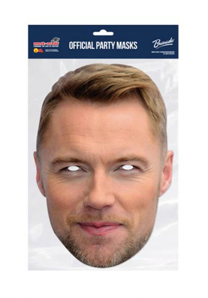 Ronan Keating Celebrity Party Face Mask