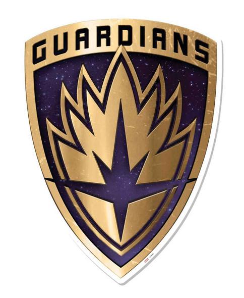 Guardians of The Galaxy Vol. 2 Crest Wall Art Cardboard Cutout