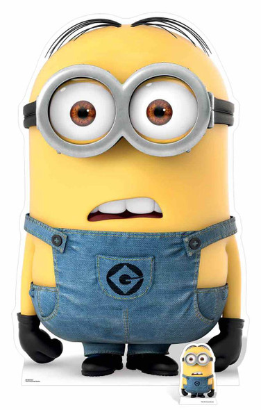 Dave Minion from Despicable Me 3 Cardboard Cutout / Standee / Stand up